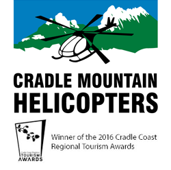 Cradle Mountain Helicopters Logo